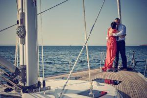 Сватба на яхта
