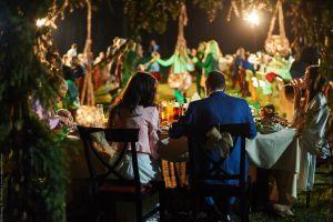 Сватбено парти на открито в Родопи