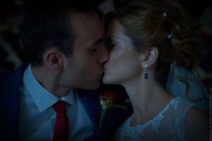 Криси и Деян в сватбена сесия
