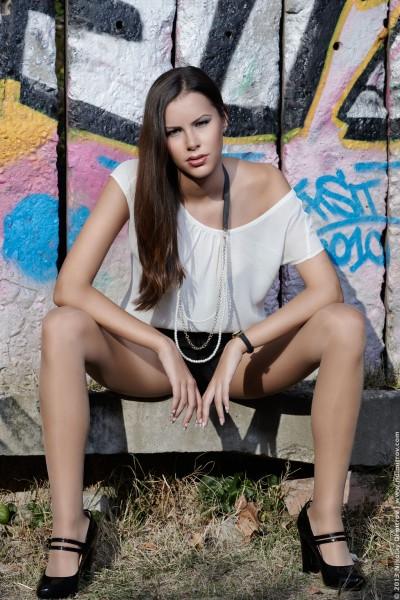 Model: Geri Dimitrova
